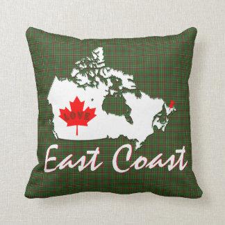 Coussin Ville de Pin du Canada de personnaliser de