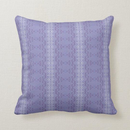 coussin violet  chic moderne élégant romantique ba