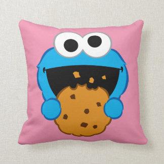 Coussin Visage de biscuit