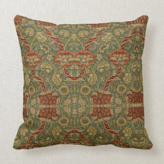 Coussin William Morris vintage Wandle