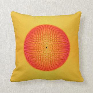 Coussins de sphère d'agrume