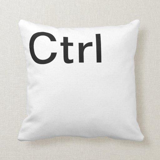 Coussins de suppression de CTRL alt Coussin
