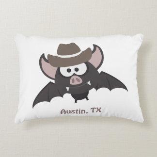 Coussins Décoratifs Batte de cowboy d'Austin le Texas