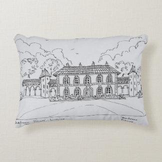 Coussins Décoratifs Château Prieure-Lichine, Margaux, Bordeaux