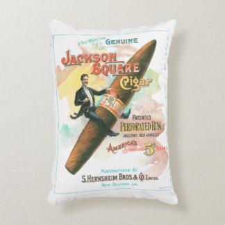Coussins Décoratifs Cigare carré de Jackson