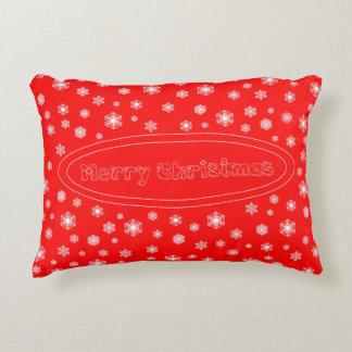 Coussins Décoratifs Dekokissen Merry Christmas