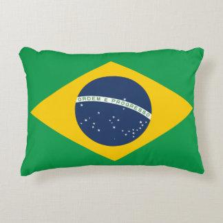 Coussins Décoratifs Drapeau du Brésil