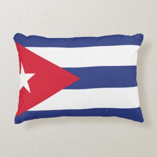 Coussins Décoratifs Drapeau du Cuba