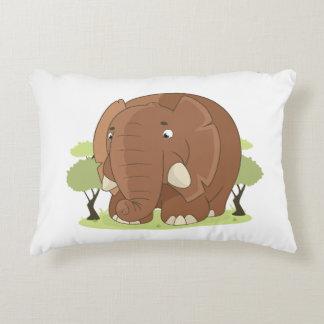 Coussins Décoratifs Éléphant mignon