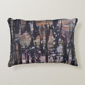 Coussins Décoratifs Forêt abstraite