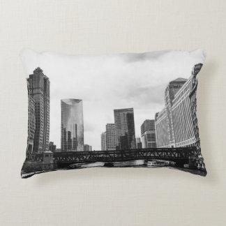 Coussins Décoratifs La rivière Chicago