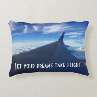Coussins Décoratifs Laissez vos rêves effectuer le vol ! Accentuez le
