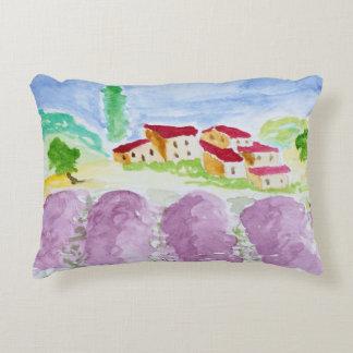 Coussins Décoratifs Lavande Fields Abbaye de Senanque | Provence