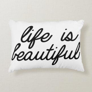 Coussins Décoratifs Life i beautifull