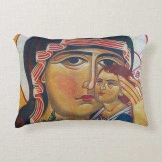 Coussins Décoratifs Mère Mary et art de Jésus