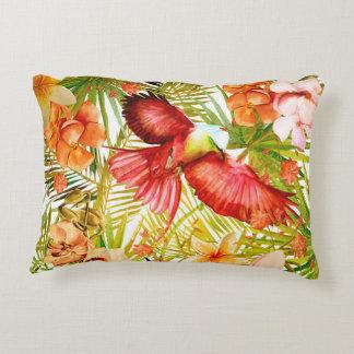 Coussins Décoratifs Mon Aloha jardin d'oiseau de jungle