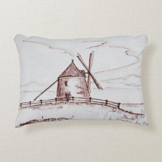 Coussins Décoratifs Moulin à vent | Pontorson de Le Moulin de Moidrey