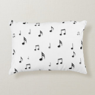 Coussins Décoratifs Notes musicales