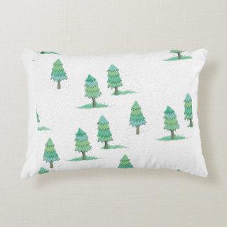 Coussins Décoratifs pines winter plus forest