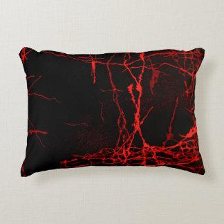 Coussins Décoratifs Rouge d'horreur