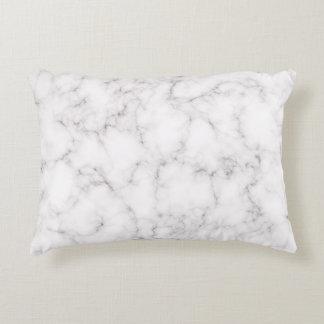 Coussins Décoratifs Style de marbre élégant