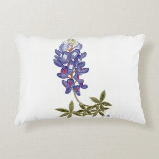 Coussins Décoratifs Tasse texane de fleur sauvage de bluebonnet du