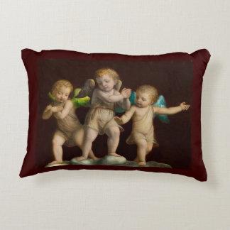 Coussins Décoratifs Trois petits anges ou anges