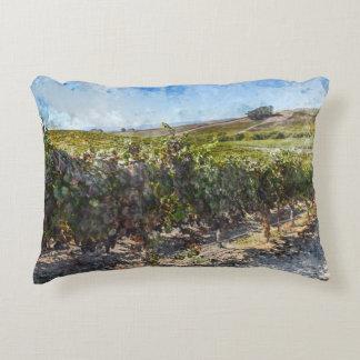 Coussins Décoratifs Vignoble de Napa Valley la Californie
