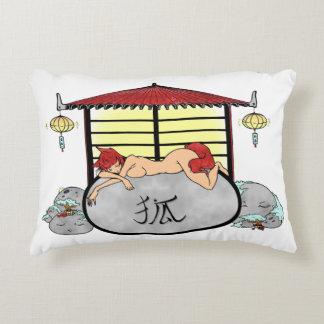 Coussins Décoratifs Zen japanese temple manga