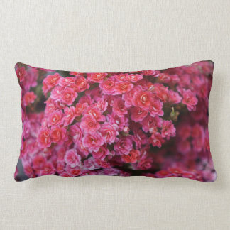 Coussins floraux de Lumbar d'impression de motif