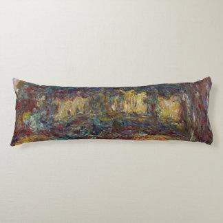 Coussins Longs Claude Monet | le pont japonais