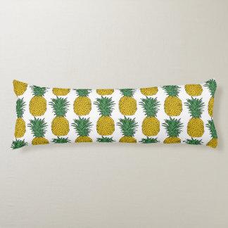 Coussins Longs Motif d'ananas