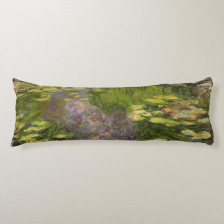 Coussins Longs Nénuphars de Claude Monet |