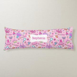 "Coussins Longs Princesse rose Cotton Body Pillow (20"" x 54"")"