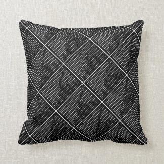 Coussins Riche-et-Luxueux du noir Decor-Soft#2