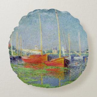 Coussins Ronds Claude Monet | Argenteuil, c.1872-5