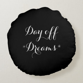 Coussins Ronds DayDreams - rond Day embrasse off - Dreams