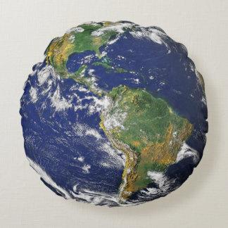 Coussins Ronds La terre