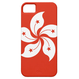 Coût bas ! Drapeau de Hong Kong Coque Case-Mate iPhone 5