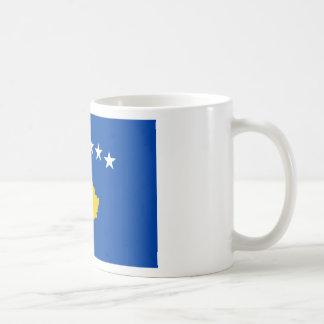Coût bas ! Drapeau de Kosovo Mug