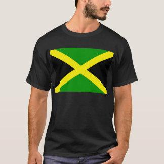 Coût bas ! Drapeau de la Jamaïque T-shirt