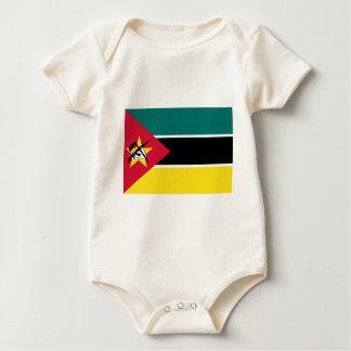 Coût bas ! Drapeau de la Mozambique Body
