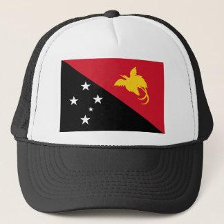 Coût bas ! Drapeau de la Papouasie-Nouvelle-Guinée Casquette