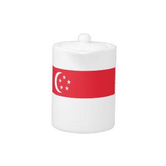 Coût bas ! Drapeau de Singapour