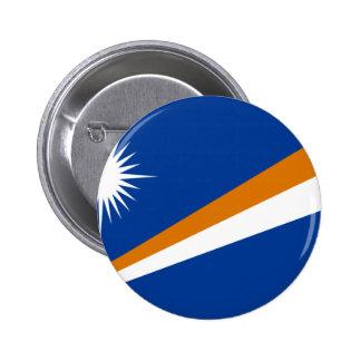 Coût bas ! Drapeau des Marshall Islands Badges