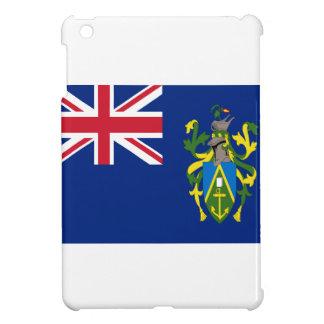 Coût bas ! Drapeau d'îles de Pitcairn Étui iPad Mini