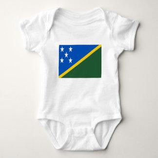 Coût bas ! Drapeau d'îles Salomon Body