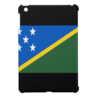 Coût bas ! Drapeau d'îles Salomon Coques iPad Mini