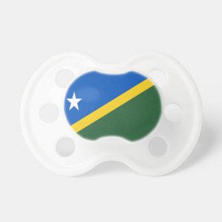 Coût bas ! Drapeau d'îles Salomon Tétine