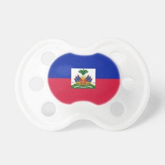 Coût bas ! Drapeau du Haïti Tétine